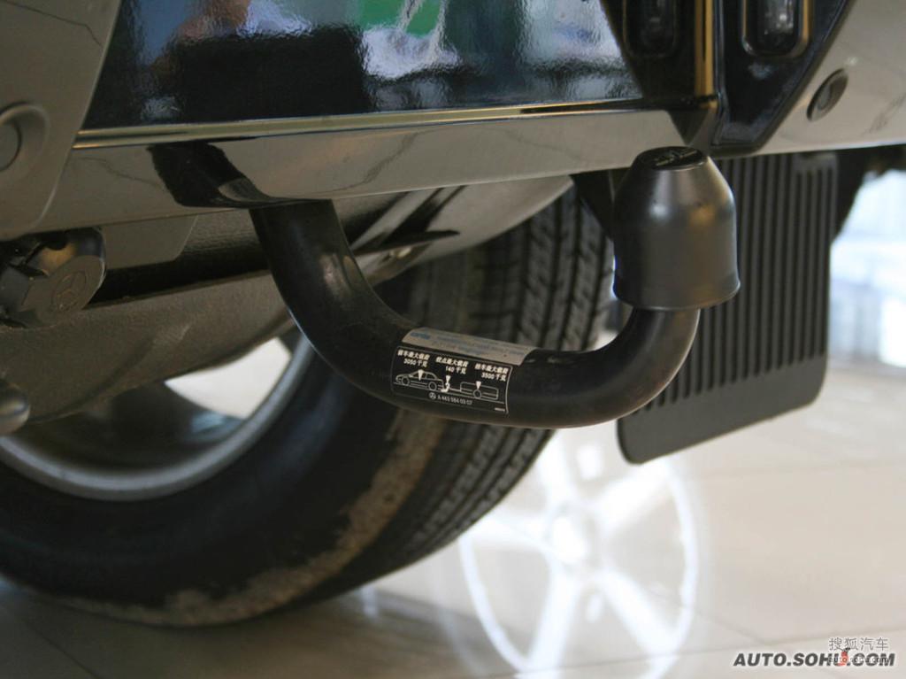 奔驰g级amg2009款g55 amg外观t308885图片 图库高清图片
