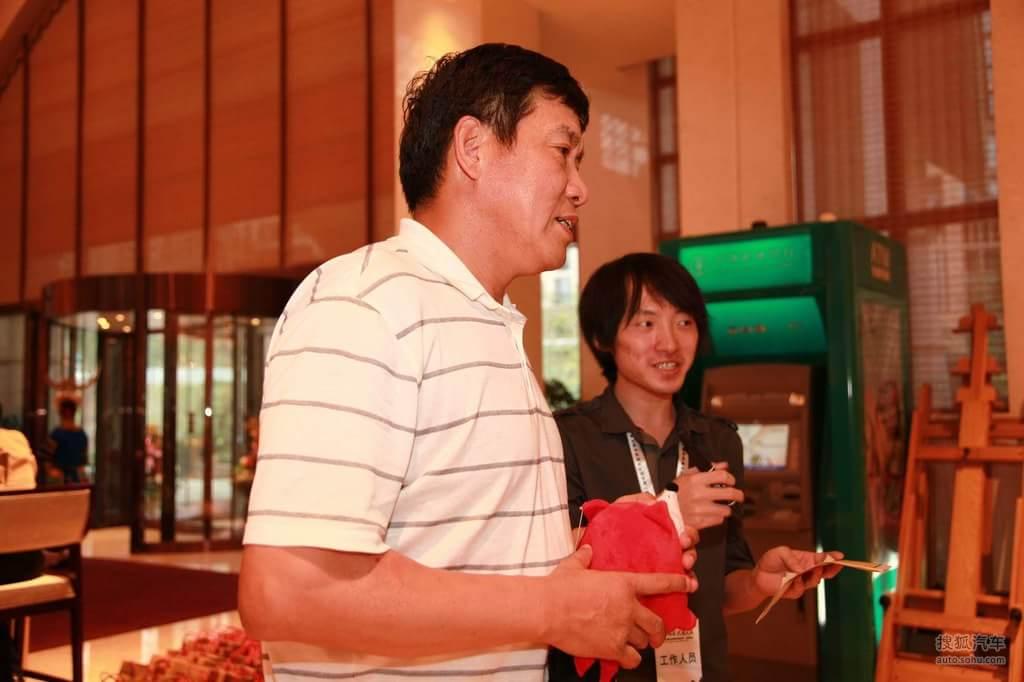 中国市场学会汽车营销专家委员会主任委员周勇江