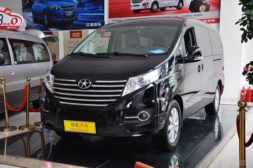 2013款江淮M5 2.0T手动商务版