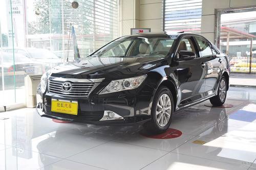 2012款丰田凯美瑞2.0G Navi豪华导航版