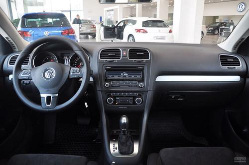 2011款大众Golf旅行轿车 1.4TSI舒适版