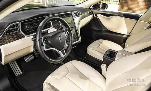 未来战车 Tesla Model S