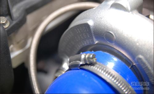 270匹马力震撼 雪铁龙C4涡轮改装案例