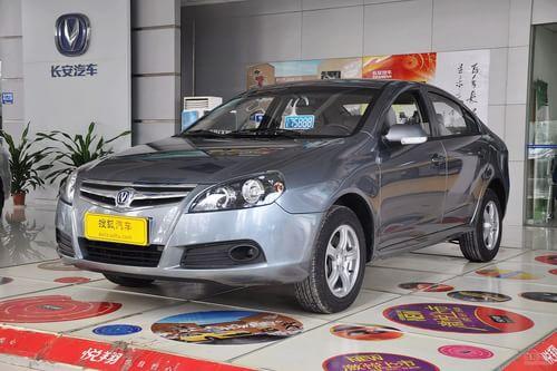 2011款长安CX30三厢 1.6L手动豪华型