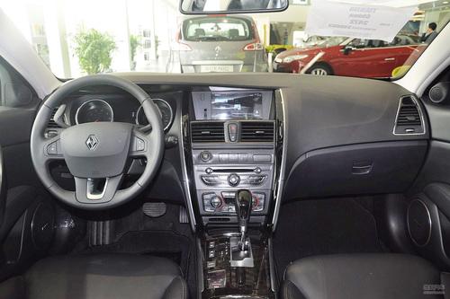 2012款雷诺塔利斯曼2.5L Nappa旗舰版
