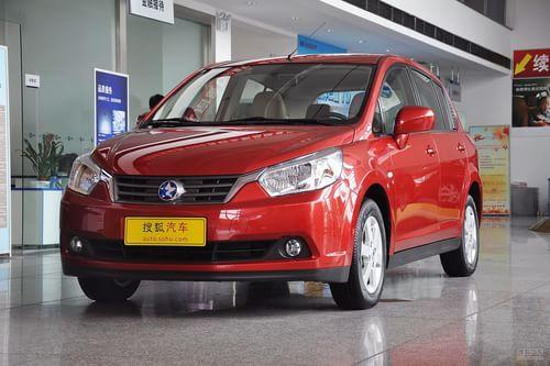2012款启辰R50 1.6L自动尊贵型
