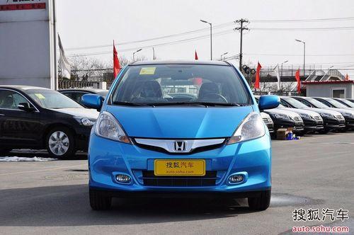 2011款广汽本田飞度 1.5L自动型