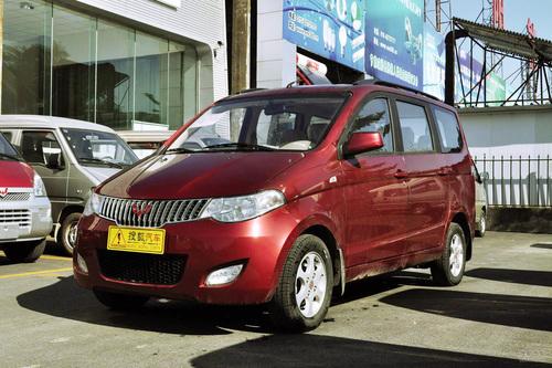 2010款五菱宏光 1.4L舒适型
