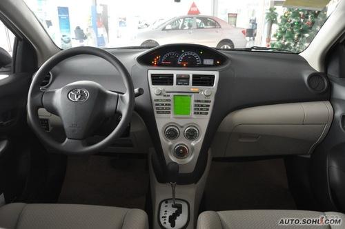 丰田威驰1.6 GL-i自动特别版
