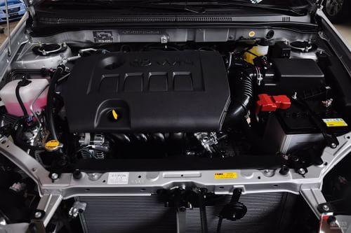 2013款丰田花冠EX 1.6L自动豪华版到店实拍
