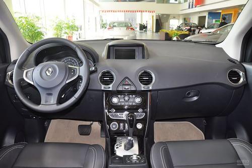 2013款雷诺科雷傲2.5L四驱舒适导航版