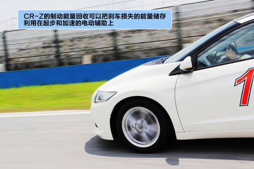 本田 CR-Z 实拍 图解 图片