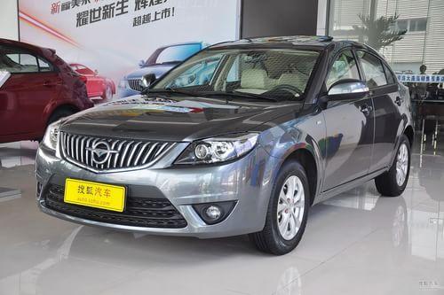 2012款海马福美来VS 1.6L手动旗舰版
