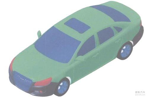 奇瑞A+级轿车