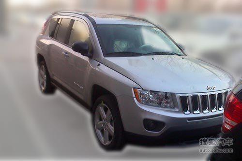 新一代Jeep指南者
