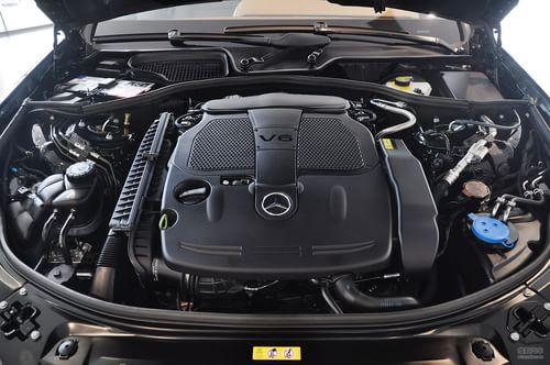 2012款奔驰S350L Grand Edition