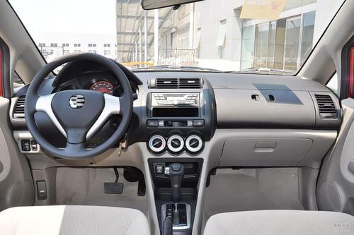 2012款理念S1 1.3L自动舒适型