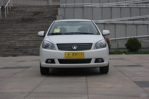 2010款长城腾翼C30 1.5L 手动豪华型