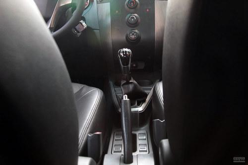 英伦汽车 SC5-RV 实拍 内饰 图片
