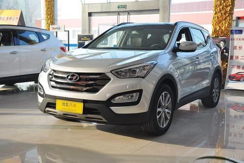 2013款北京现代全新胜达2.0T四驱尊贵型