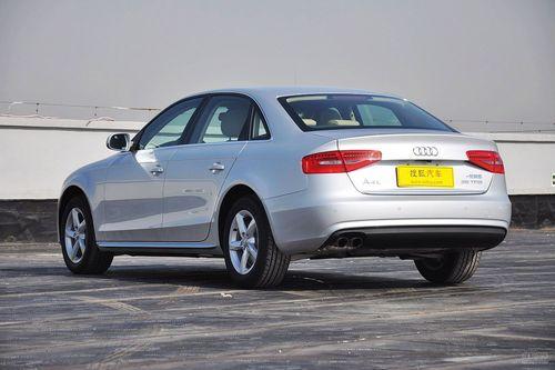 2013款一汽奥迪A4L 35TFSI自动舒适型