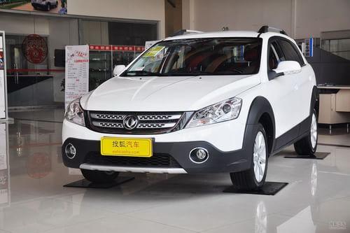 2013款东风风神H30 Cross 1.6L手动尊尚型