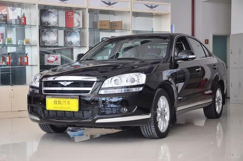 2011款瑞麒G6 2.0TCI豪华型