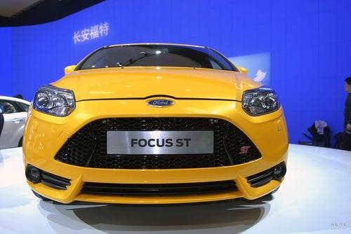 福特 福克斯ST 实拍 外观 图片