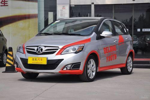 2012款北京汽车E150手动纪念版