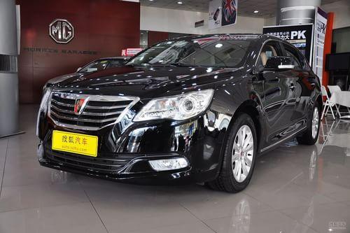 2012款荣威950 2.4L LUX豪华版