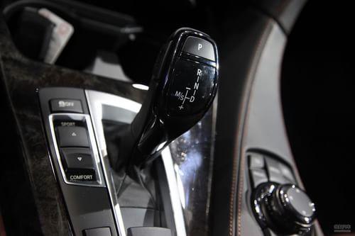 2012款宝马650i敞篷版 北美车展实拍