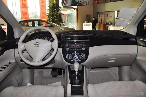 2011款日产骐达1.6XE CVT舒适版