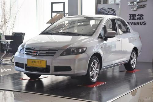 2012款理念S1 1.5L MT舒适型