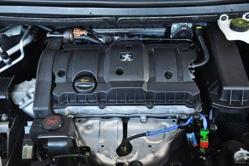 2012款标致307两厢1.6L手动舒适版到店实拍