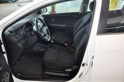 2012款起亚K2三厢1.4L手动GLS纪念版
