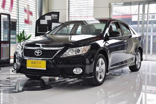 2012款丰田凯美瑞骏瑞2.5S凌动版