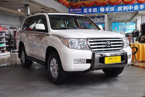 2010款丰田兰德酷路泽4.7L VX-R
