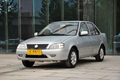 2011款长安铃木羚羊1.3L手动舒适型
