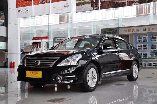 2011款东风日产天籁 2.0L XL舒适版