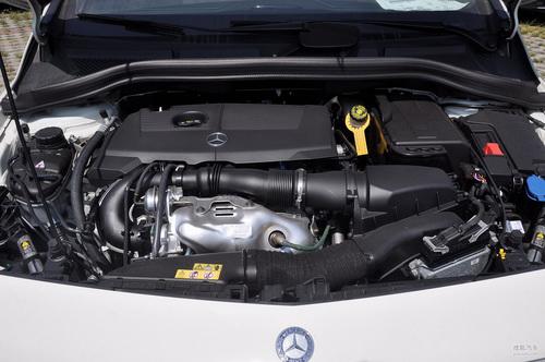 2012款奔驰B200自动型
