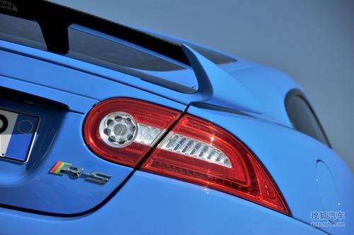2012款捷豹XKR-S海外评测