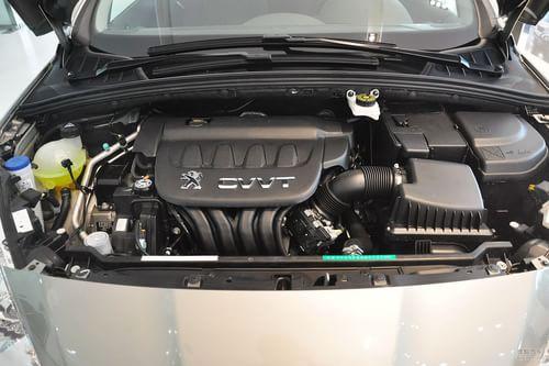 2013款标致408 2.0L自动舒适版