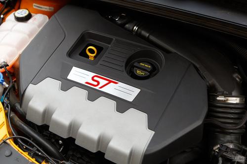 福特 福克斯ST 实拍 底盘/动力 图片