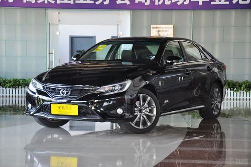 2013款丰田锐志2.5L高配到店实拍