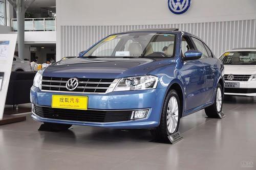 2013款大众全新朗逸1.6L自动豪华版