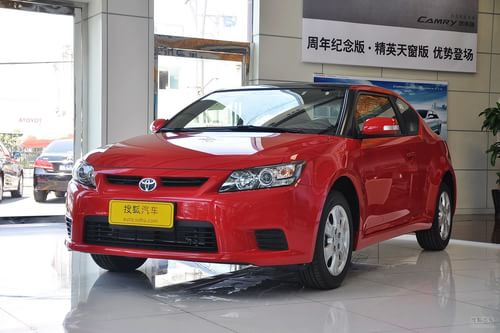 2011款丰田ZELAS杰路驰 2.5L豪华版
