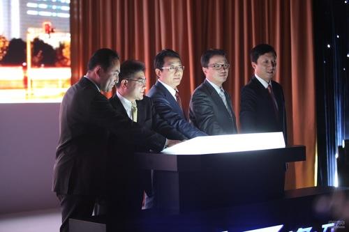 广汽丰田逸致发布会实拍
