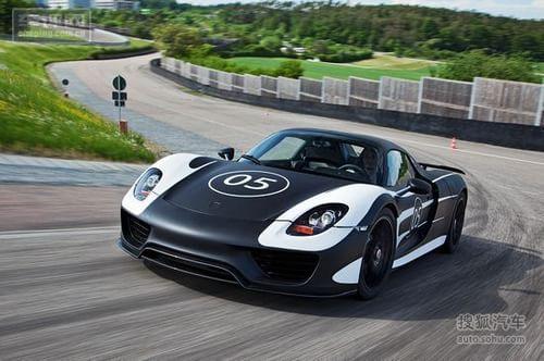 未来上市电动及混合驱动超跑前瞻
