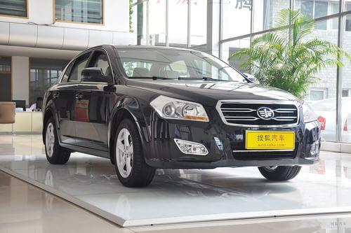 全新奔腾B70 1.8L自动豪华型