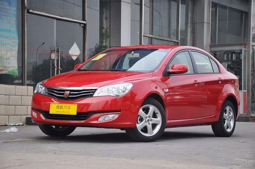 2011款荣威350S PLUS 1.5L自动讯达版